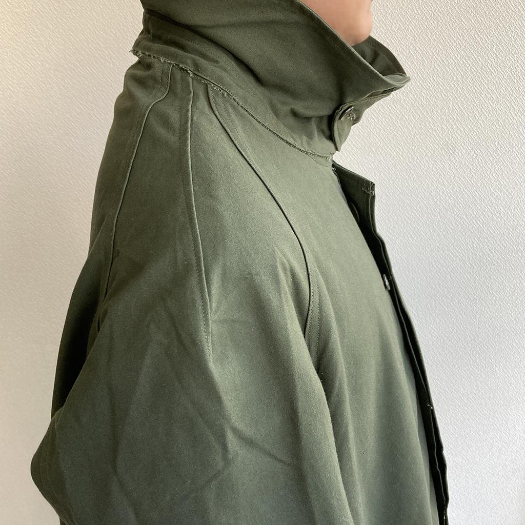 フランス軍キャンバスコート