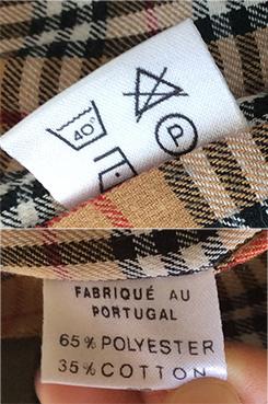 ポルトガル製トレンチコート
