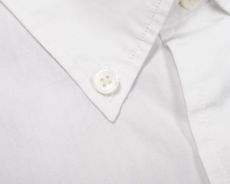 workersビッグボタンダウンシャツ