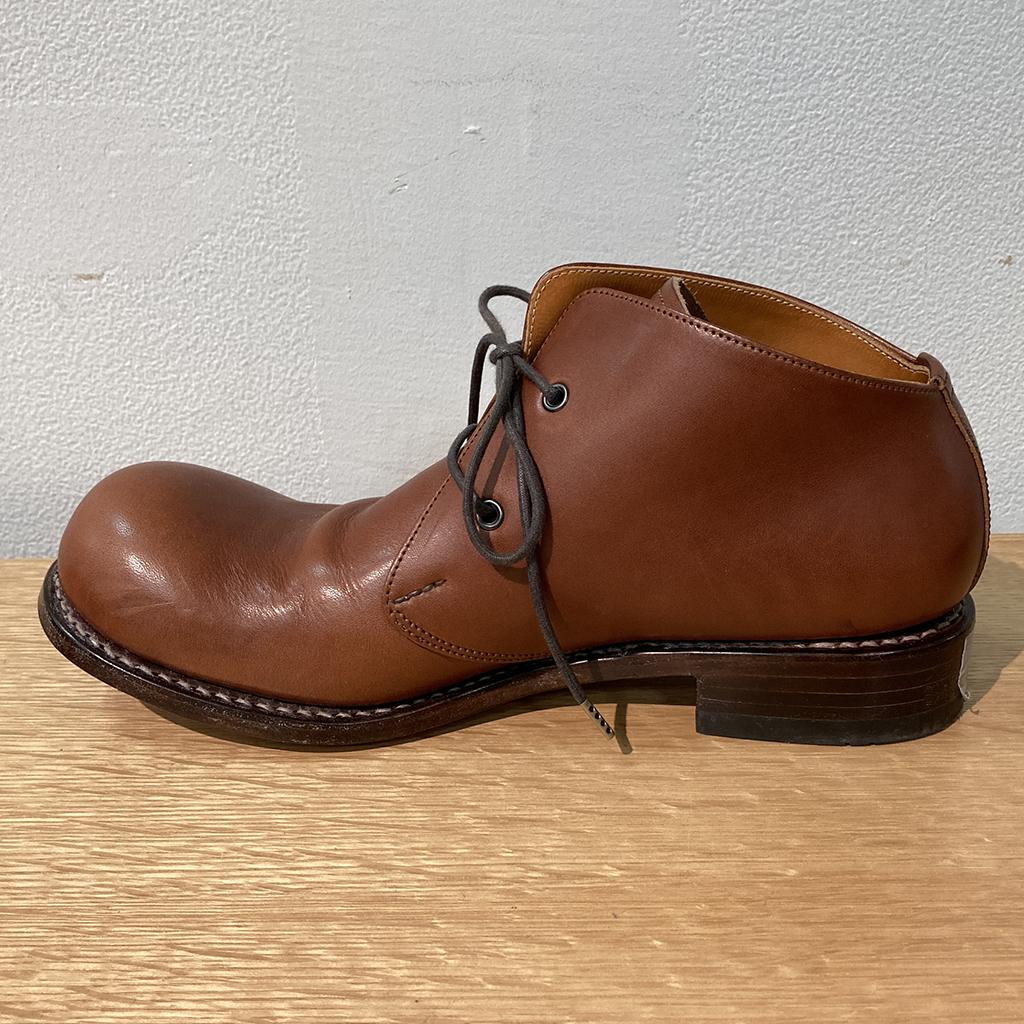 ヒラキヒミおでこ靴コッペ
