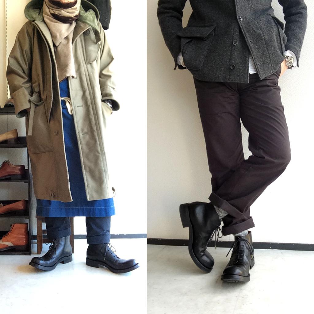 ヒラキヒミおでこ靴ルパンP-38