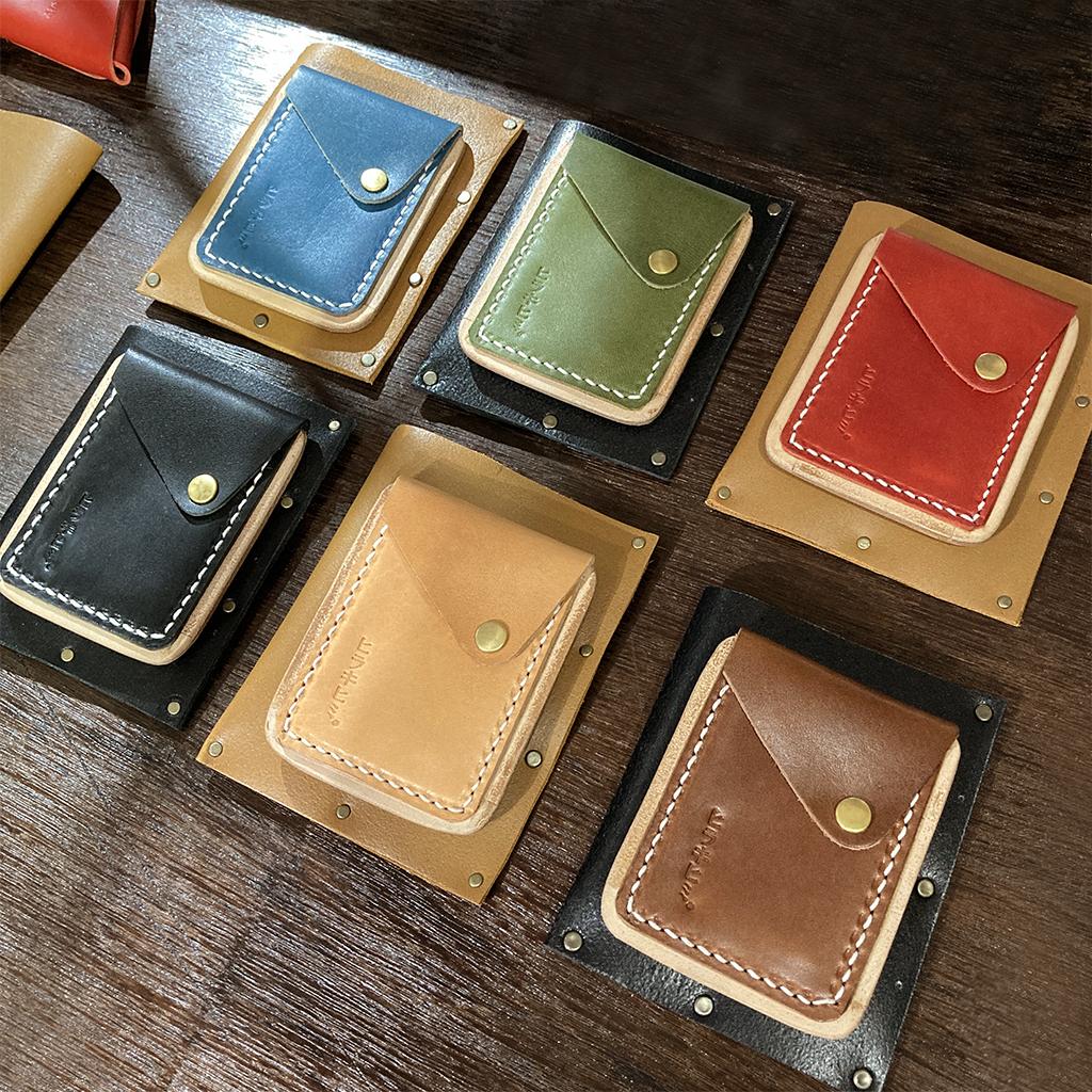 ヒラキヒミのカードケース