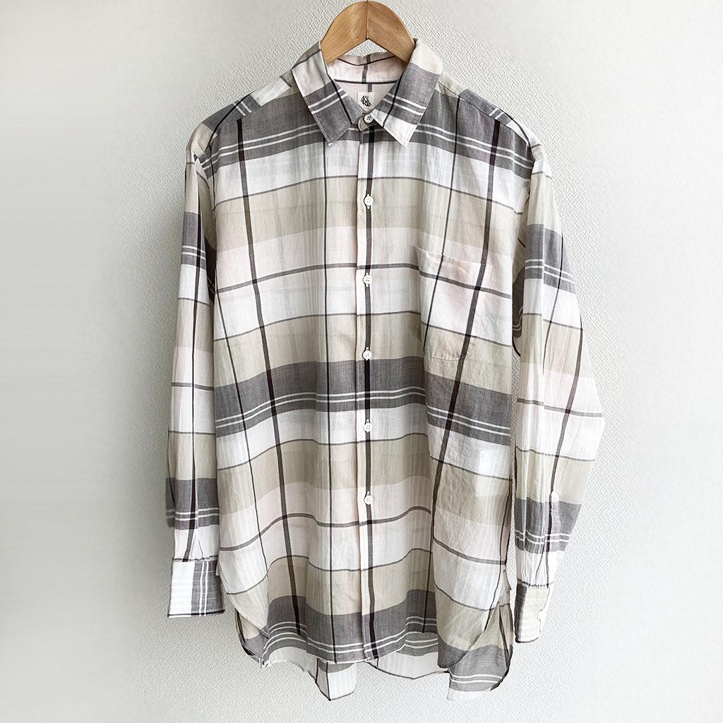 Regular Collar Shirt KAPTAIN SUNSHINE
