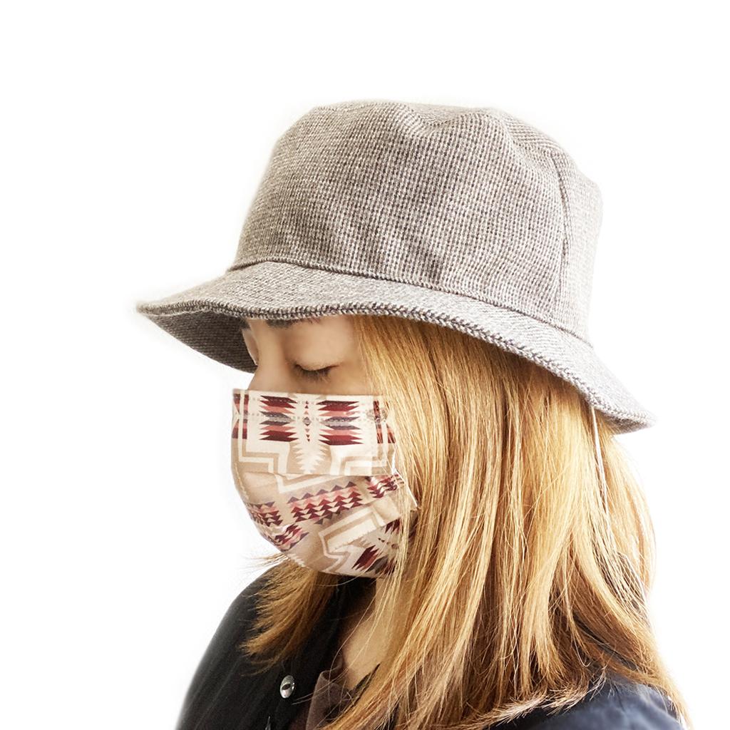 ペンドルトン不織布マスク
