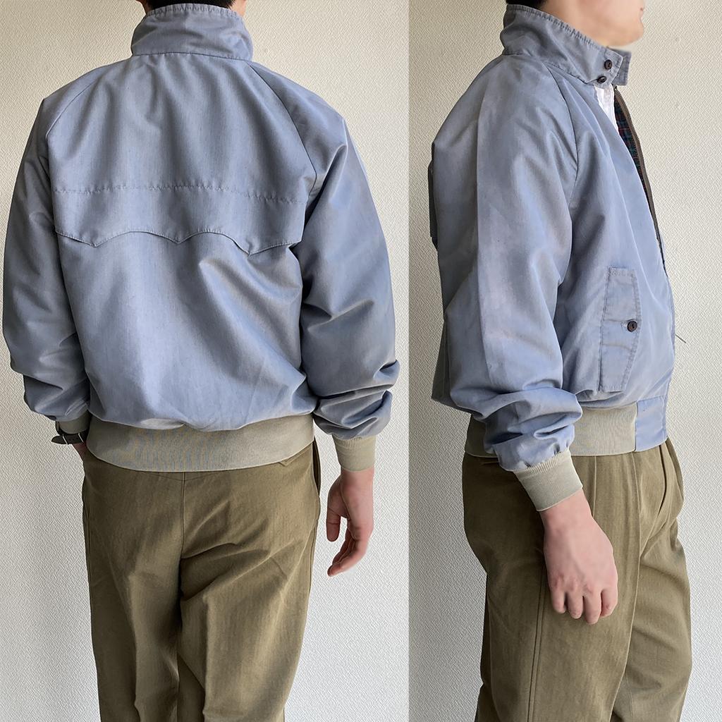 スイングトップジャケット