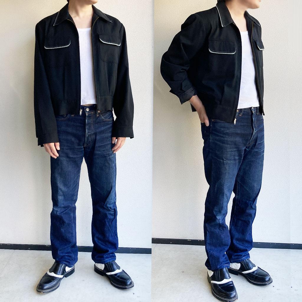 1990's TOKYO PEPPERMINT JACKET