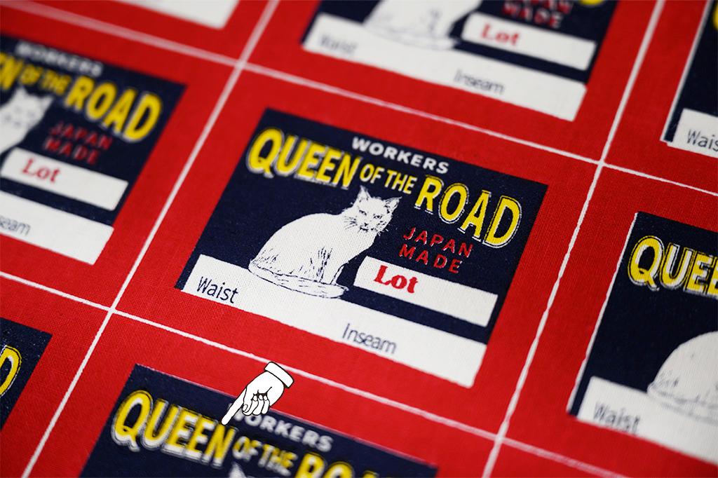workers Queen of the road