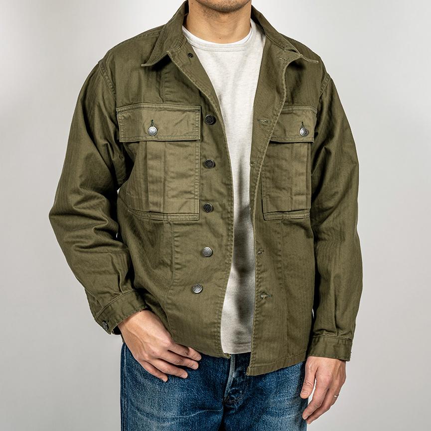 workers M43ジャケット