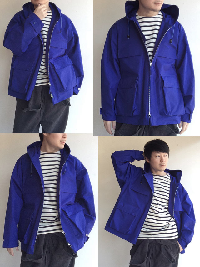 KAPTAIN SUNSHINE Beach Jacket