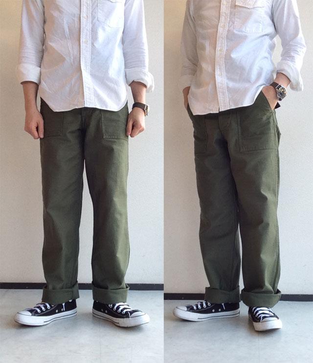 Baker Pants, Standard Fit, OD Workers
